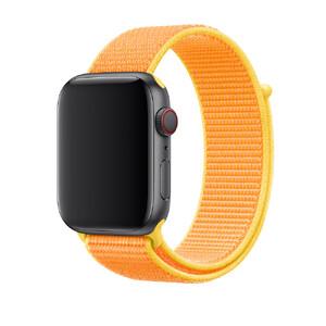 Купить Ремешок Apple Sport Loop Canary Yellow (MV9K2) для Apple Watch 42mm/44mm Series 1/2/3/4