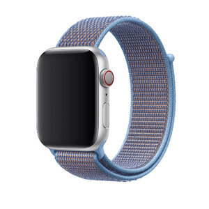 Купить Ремешок Apple Sport Loop Cerulean (MV6F2) для Apple Watch 38mm/40mm Series 1/2/3/4