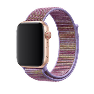 Купить Ремешок Apple Sport Loop Lilac (MV6G2) для Apple Watch 38mm/40mm Series 1/2/3/4