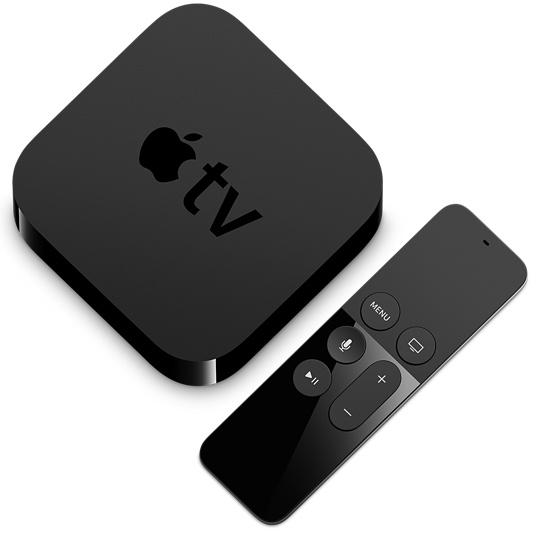 Apple TV 32GB 4-го поколения (MGY52)