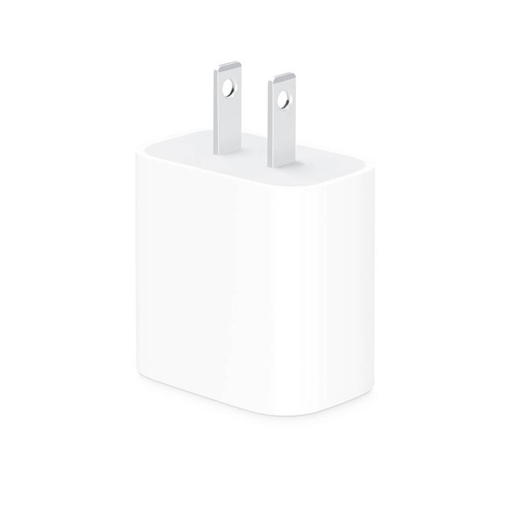 Купить Сетевое зарядное устройство Apple USB-C Power Adapter 20W (MHJA3) для iPhone | iPad (US)