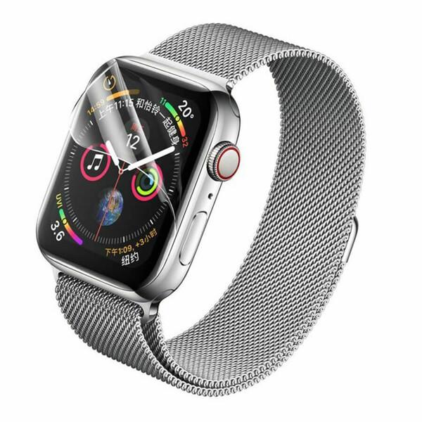 Защитная пленка для Apple Watch 44mm SE | 6 | 5 | 4 ROCK Hydrogel (2 Pack)