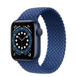 Купить Смарт-часы Apple Watch Series 6 GPS, 40mm Blue Aluminium Case with Atlantic Blue (MG2A3)