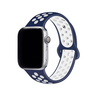 Купить Смарт-часы Apple Watch Nike+ Series 4 44mm Silver Aluminum Nike Sport Band (б/у)