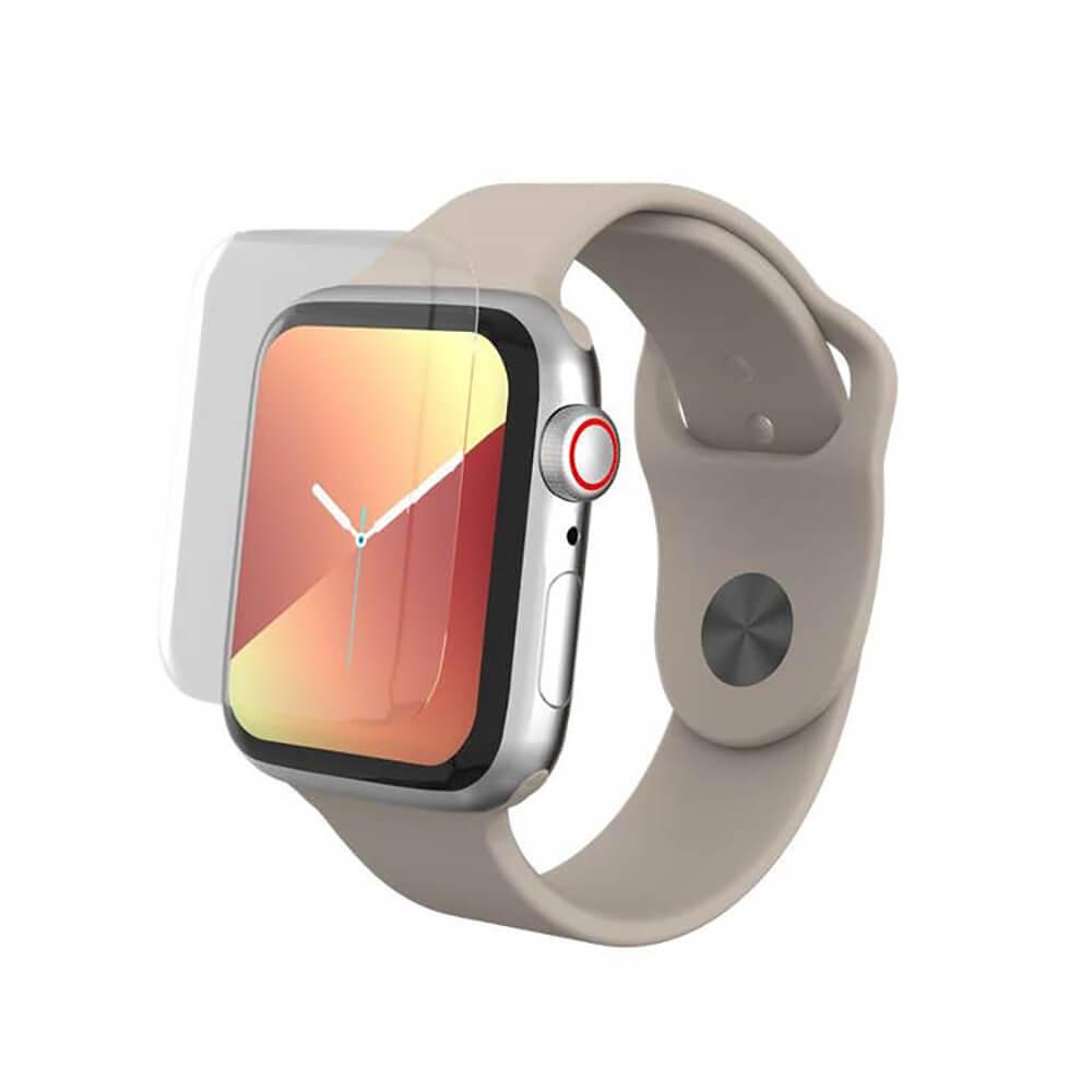 Купить Защитное стекло для Apple Watch SE | 6 | 5 | 4 40mm ZAGG InvisibleShield Ultra Clear