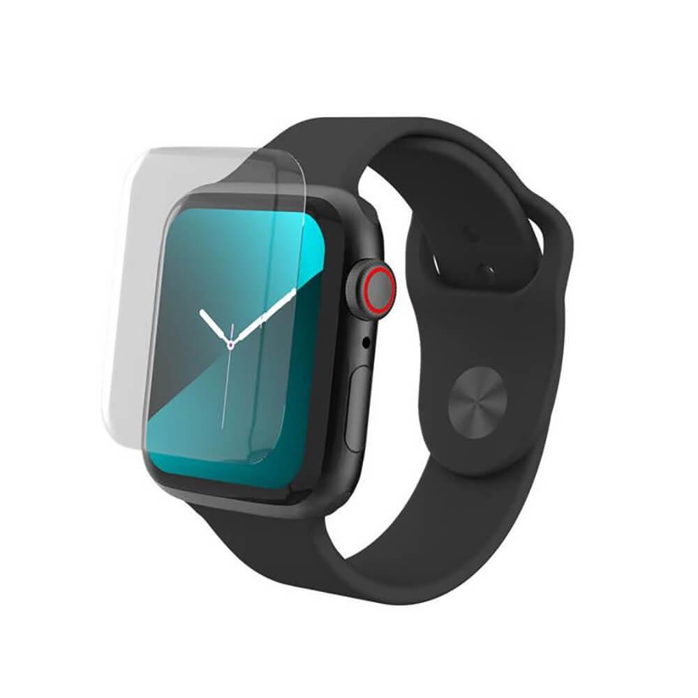 Купить Защитное стекло для Apple Watch SE | 6 | 5 | 4 44mm ZAGG InvisibleShield Ultra Clear