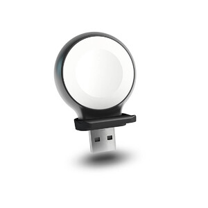 Купить Беспроводное зарядное устройство для Apple Watch Zens Aluminium USB-Stick