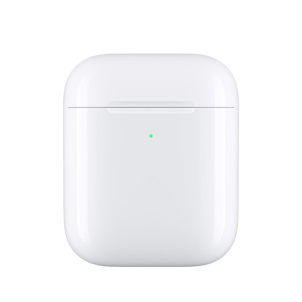 Купить Беспроводной зарядный кейс Apple AirPods Wireless Charging Case (MR8U2)