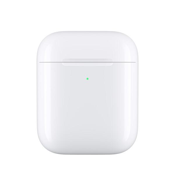 Беспроводной зарядный кейс Apple AirPods Wireless Charging Case (MR8U2)