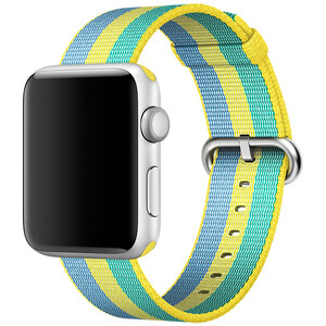 Купить Ремешок Apple 42mm/44mm Pollen Woven Nylon (MPW62) для Apple Watch Series 1/2/3/4
