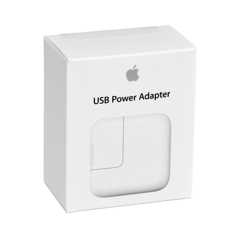 Зарядное устройство Apple 12W USB Power Adapter (MD836)