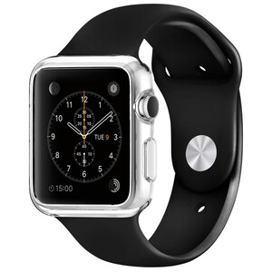 Купить Чехол Spigen Liquid Crystal для Apple Watch Series 1 42mm