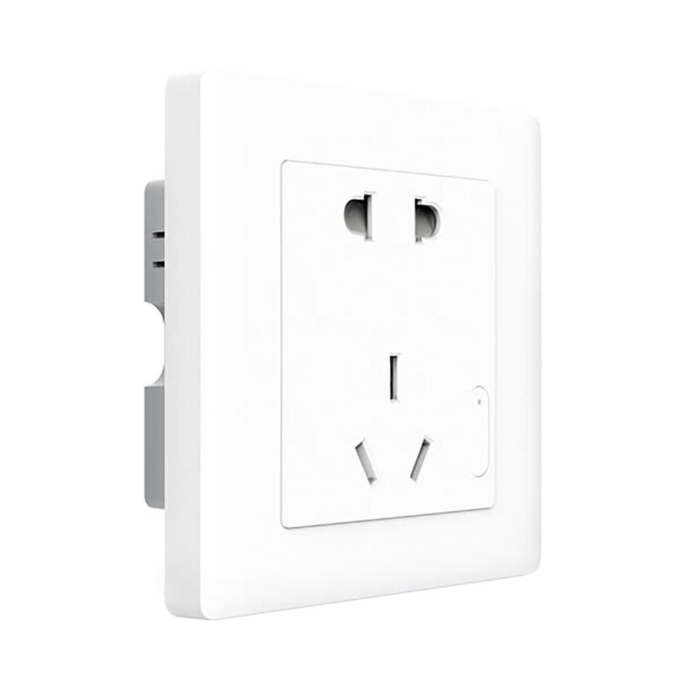 Купить Умная Wi-Fi розетка Xiaomi Aqara Wall Outlet Socket ZiGBee