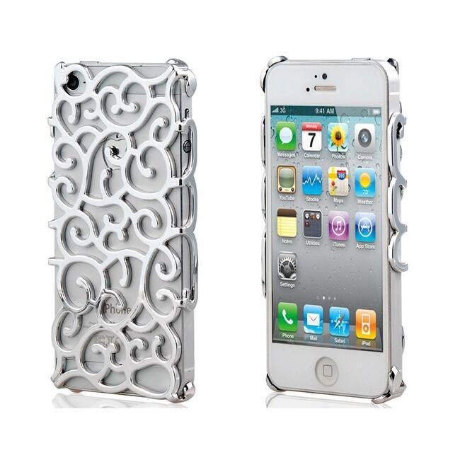 Чехол Artistic Palace Silver для iPhone 5/5S/SE
