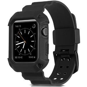 Купить Ремешок-чехол Supcase OEM Black для Apple Watch Series 1/2/3 42mm