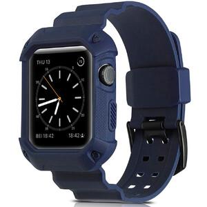 Купить Ремешок-чехол Supcase OEM Blue для Apple Watch Series 1/2/3 42mm