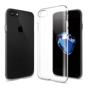 Купить Чехол Spigen Liquid Crystal Crystal Clear для iPhone 7/8