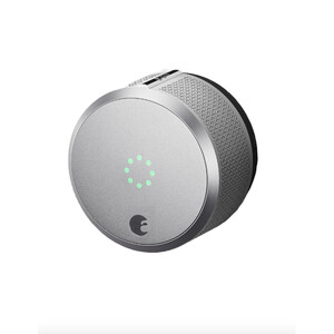 Купить Умный замок August Smart Lock Pro 3rd Gen Silver