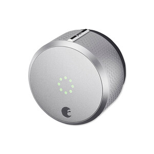 Купить Умный замок August Smart Lock Pro 3rd Gen Silver + Connect