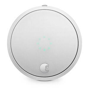 Купить Умный замок August Smart Lock 2nd Gen Silver (HJP62)