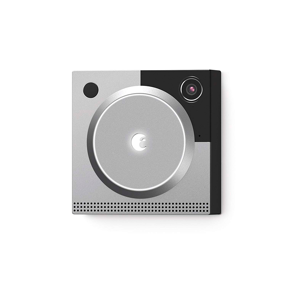 Купить Умный дверной видеозвонок August Doorbell Cam Pro Silver