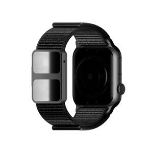 Ремінець AURA Strap Black для Apple Watch 41mm   40mm   38mm Series 1   2   3   4   5