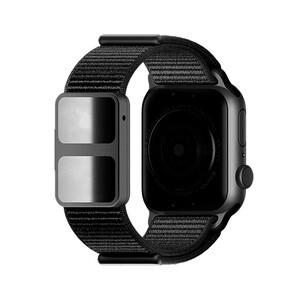 Купить Ремешок AURA Strap Black для Apple Watch 42mm | 44mm SE | 6 | 5 | 4 | 3 | 2 | 1