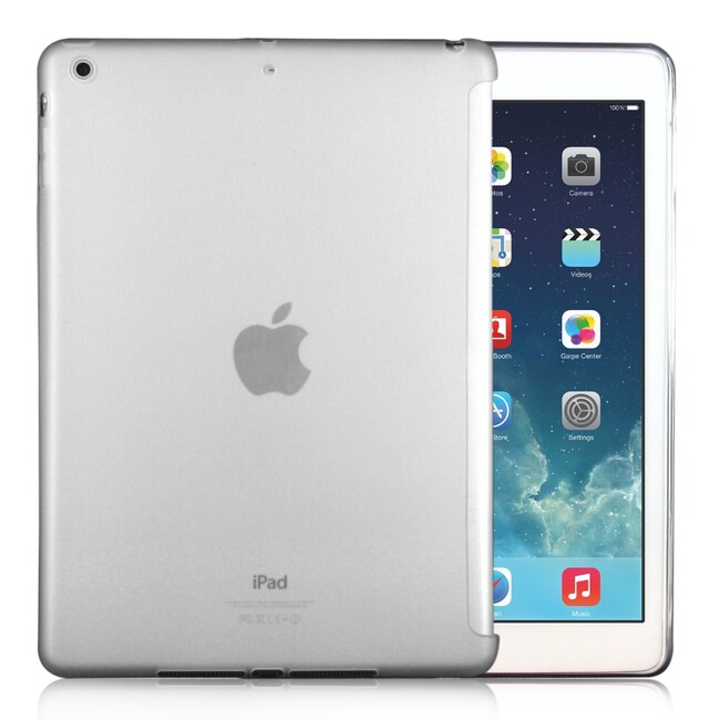 Прозрачная задняя накладка Slim Glossy под Smart Cover для iPad mini 1/2/3