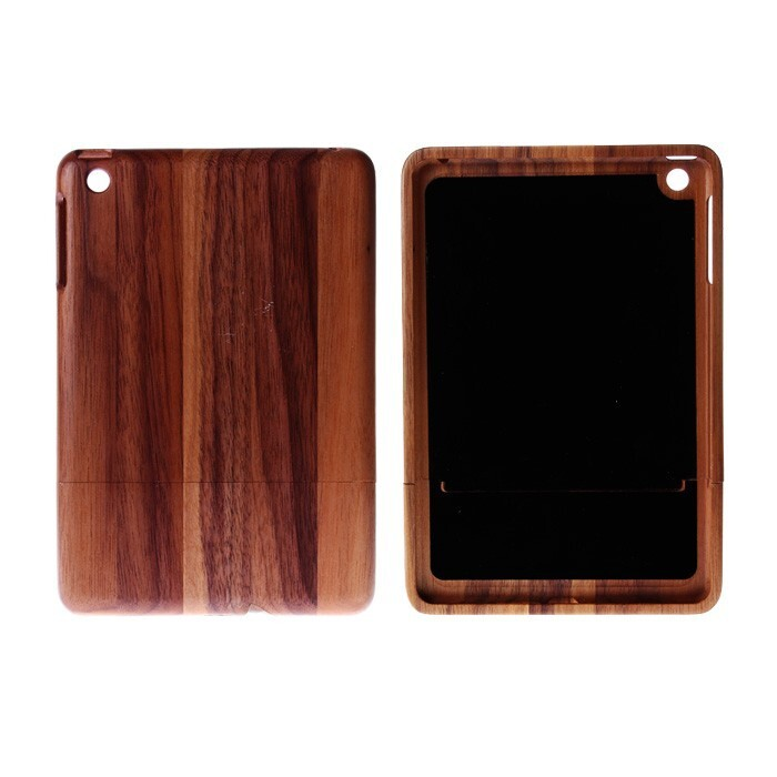 Бамбуковый деревянный чехол для iPad mini