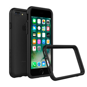Купить Бампер RhinoShield CrashGuard Black для iPhone 7 Plus/8 Plus
