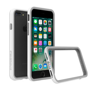 Купить Бампер RhinoShield CrashGuard White для iPhone 7 Plus/8 Plus
