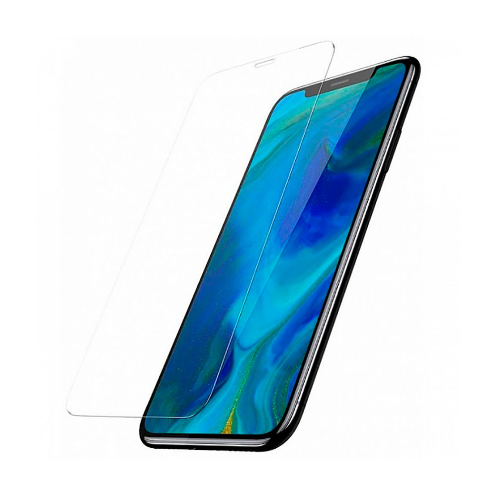 Купить Полноэкранное защитное стекло Baseus 0.15mm Full Glass Transparent для iPhone 11 Pro Max | XS Max