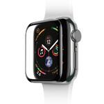 Защитное стекло Baseus 0.23mm Full Screen Tempered Glass Black для Apple Watch 42mm Series 1/2/3