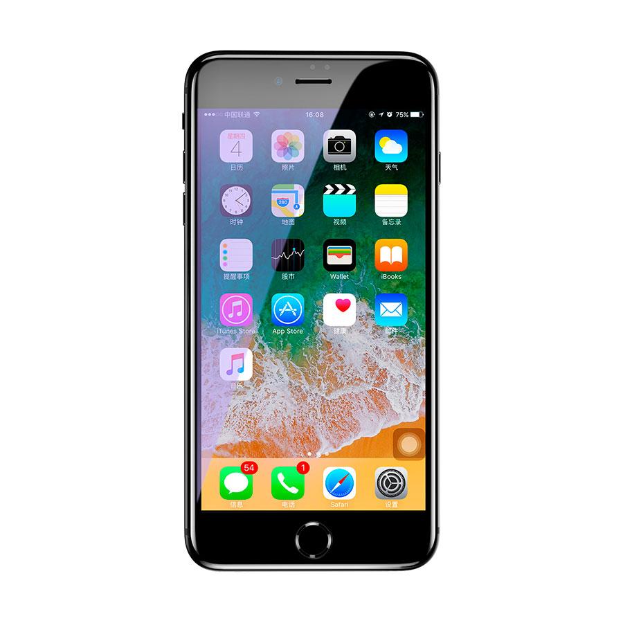 Купить Защитное стекло Baseus 0.3mm Anti-Blue Light Tempered Glass Black для iPhone 7 Plus | 8 Plus
