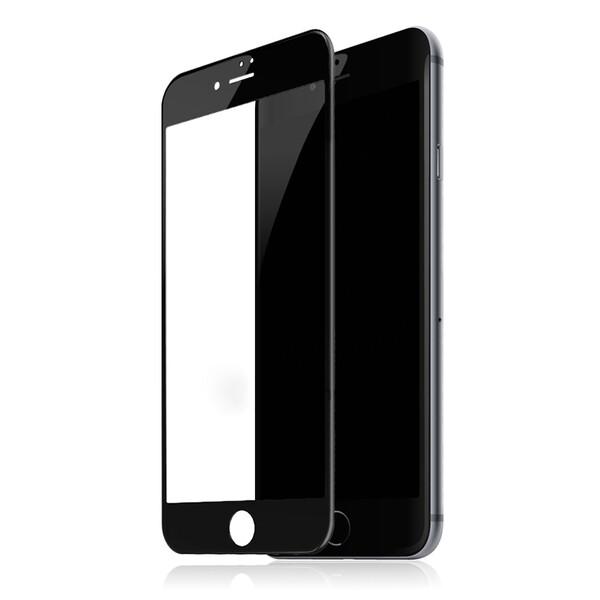 Защитное стекло Baseus Silk-Screen 3D Arc Black для iPhone 7 Plus   8 Plus