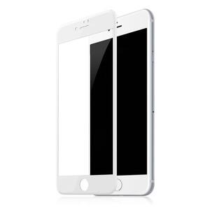 Купить Защитное стекло Baseus Silk-Screen 3D Arc White для iPhone 7 Plus/8 Plus