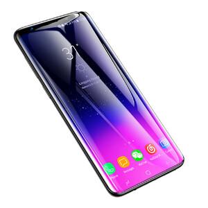 Купить Полноэкранное защитное стекло Baseus Arc-surface 0.3mm Black для Samsung Galaxy S9 Plus