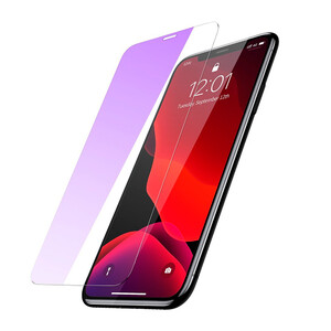 Купить Защитное стекло Baseus Anti-Bluelight Tempered Glass 0.15mm Transparent для iPhone 11 (2 Pack)