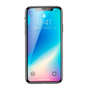 Купить Защитное стекло Baseus Arc-Surface Rigid Edge Full Screen Tempered Glass для iPhone XS Max