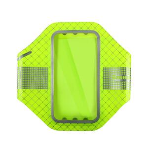 Купить Тонкий чехол на руку Baseus Sports Armband Green для iPhone 7/6s/6