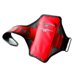 """Купить Спортивный чехол Baseus Move Armband Black/Red для телефонов до 5"""""""