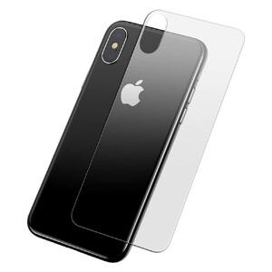 Купить Защитное стекло на заднюю панель Baseus Back Cover Tempered Glass для iPhone X/XS