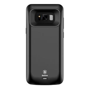 Купить Чехол-аккумулятор Baseus Geshion Backpack 5000mAh Black для Samsung Galaxy S8