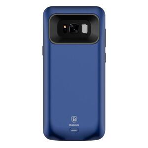 Купить Чехол-аккумулятор Baseus Geshion Backpack 5000mAh Dark Blue для Samsung Galaxy S8
