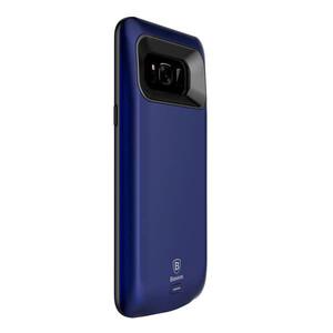 Купить Чехол-аккумулятор Baseus Geshion Backpack 5500mAh Dark Blue для Samsung Galaxy S8 Plus