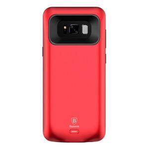 Купить Чехол-аккумулятор Baseus Geshion Backpack 5000mAh Red для Samsung Galaxy S8