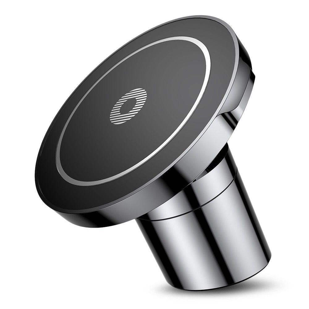 Купить Магнитный автодержатель с беспроводной зарядкой Baseus Big Ears 10W