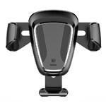 Автодержатель Baseus Gravity Car Mount Black для смартфонов