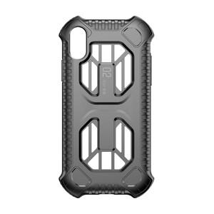 Купить Чехол с охлаждением Baseus Cold Front Cooling Black для iPhone X/XS