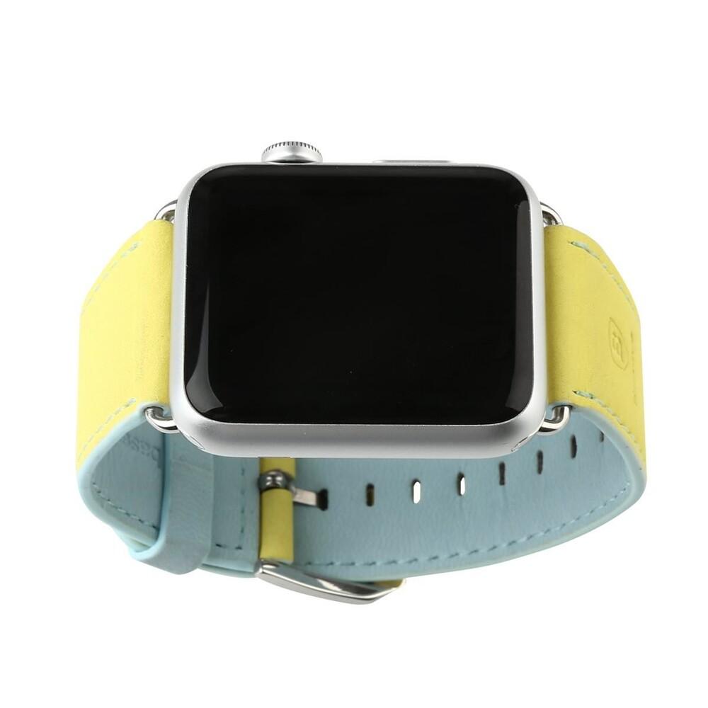 Ремешок APPLE Watch 42mm Incipio Reese Double Wrap Watch Band Black WBND-013-BLK
